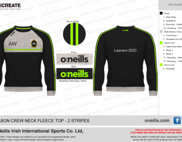 Leavers Jumper 2020
